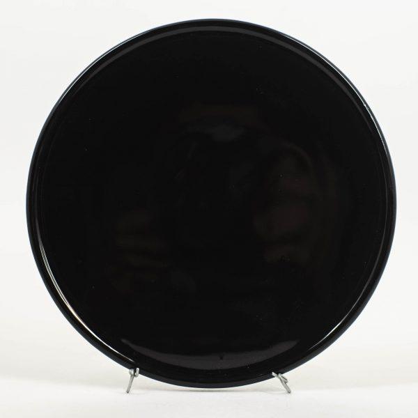 French modern tray black
